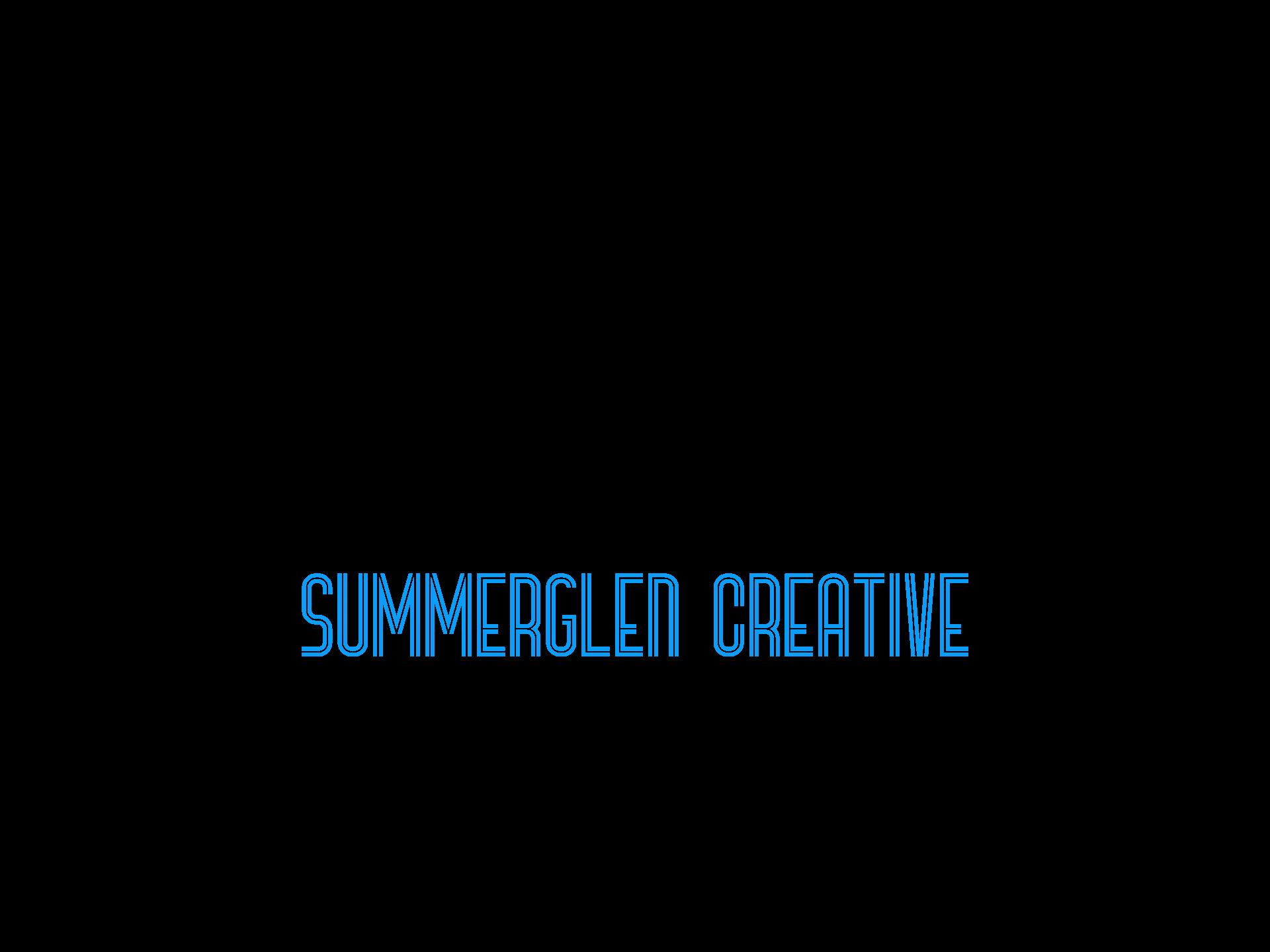 SummerGlen Creative Logo